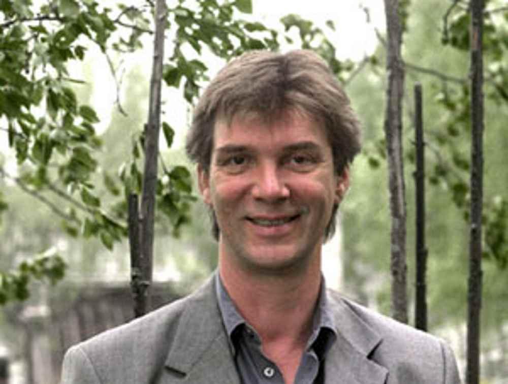 Direktør for Stiftelsen Jamtli Henrik Zip Sane