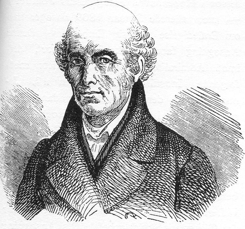 Farumborgeren Poul Edvard Rasmussen (1776 -1860).