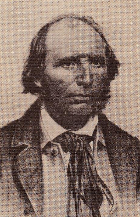 Pioneren Peter Lassen. (1800 – 1859).