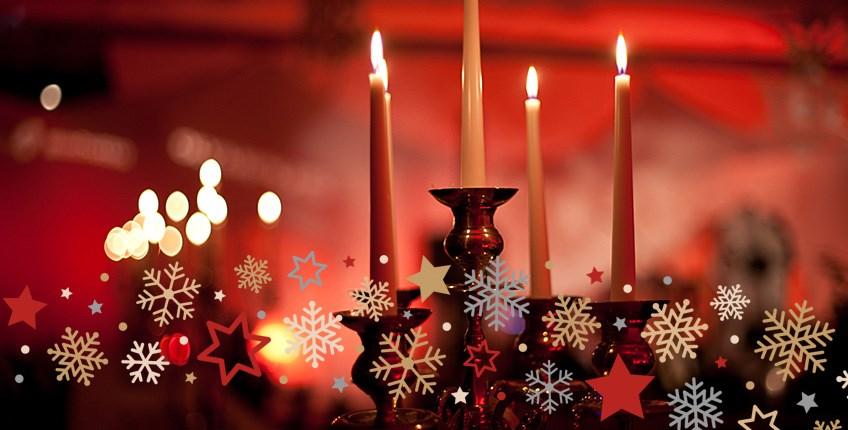 Årets traditionsrige julefrokost