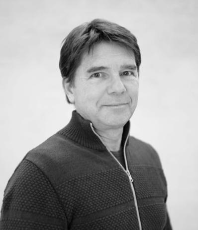 Museumsinspektør Morten Mortensen